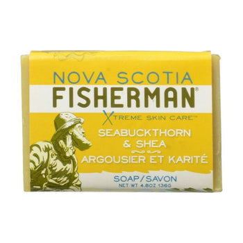 Nova Scotia Fisherman-Seabuckthorn & Shea Soap