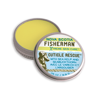 Nova Scotia Fisherman-Cuticle Rescue with Kelp & Seabuckthorn