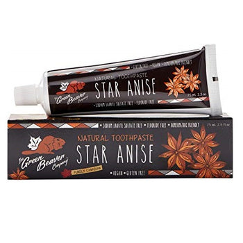 Star Anise Natural Toothpaste