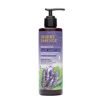 Dessert Essence-Probiotic Hand Sanitizer  - Lavender and Tea Tree Oil