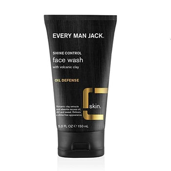 Every Man Jack-Volcanic Clay Face Wash - Oil Defense