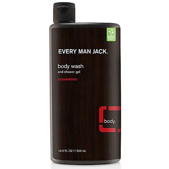 Every Man Jack-Body Wash - Cedarwood