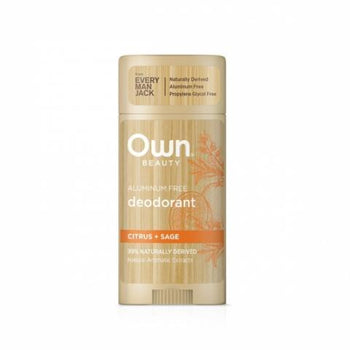 Own Beauty-Deodorant - Citrus & Sage