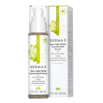 Derma E - Bluelight Shield Concentration Serum
