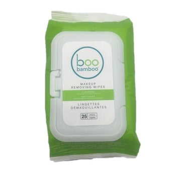 BOO BAMBOO-Exfoliating Makeup Wipes