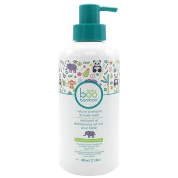 BOO BAMBOO-Baby Boo Shampoo Body Wash Unscented