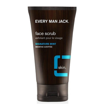 Every Man Jack-Face Scrub Signature Mint