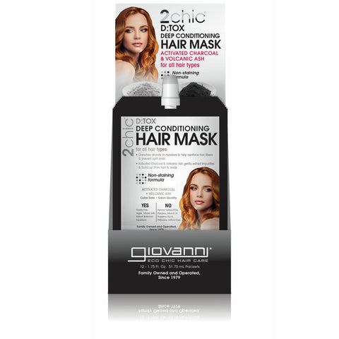 GIOVANNI COSMETICS-D:Tox Deep Conditioning Mask