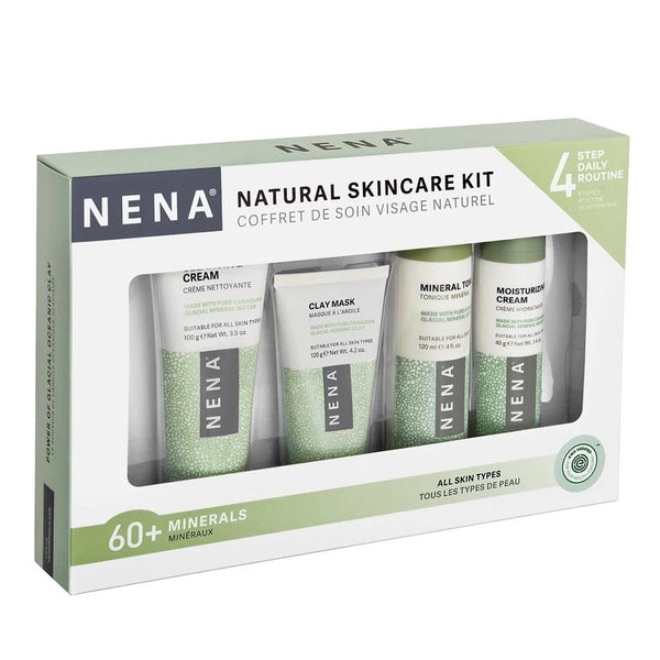 Nena-Natural Skincare Kit