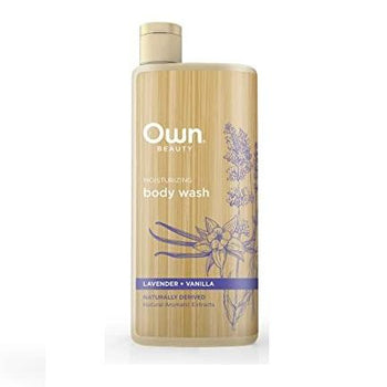 Own Beauty-Body Wash - Moisturizing Lavender & Vanilla