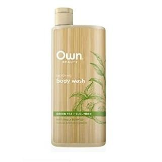 Own Beauty-Body Wash - Detox Green Tea