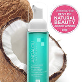 Coconut Water Firming Cleanser - Camomile Beauty - Green Natural Cruelty-free Beauty Shop