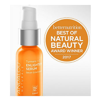 Turmeric + C Enlighten Serum
