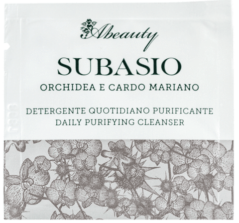 Subasio Daily Purifying Cleanser - Camomile Beauty