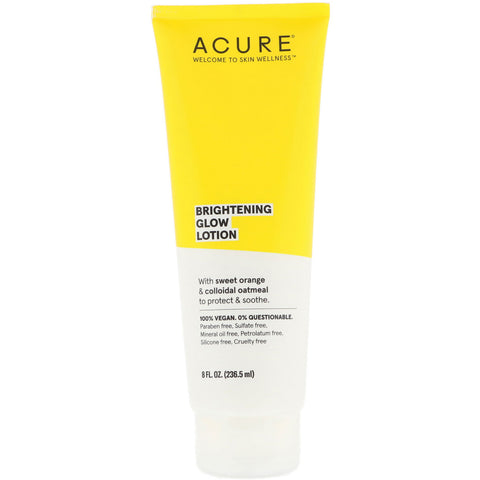 Acure-Brightening Glow Lotion 236ml