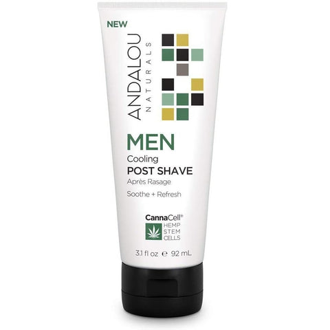 Andalou Naturals-Men Cooling Post Shave