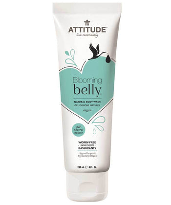 Attitude Natural Body Wash - Argan