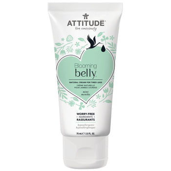 Attitude Natural Cream for Tired Legs