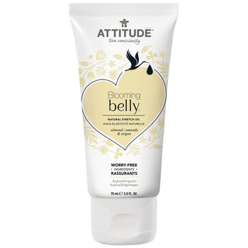 Attitude Natural Stretch Oil -Almond & Argan