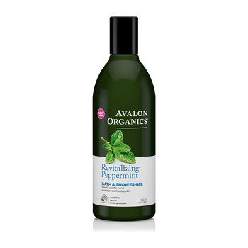 Avalon Peppermint Bath & Shower Gel