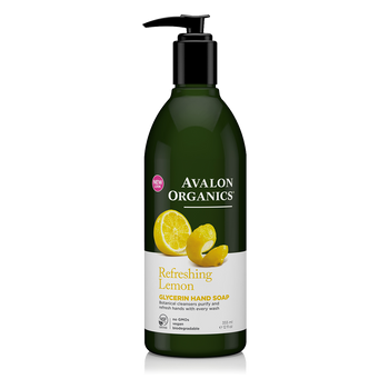 Avalon Lemon Liquid Soap