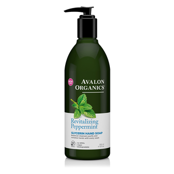 Avalon Peppermint Liquid Soap