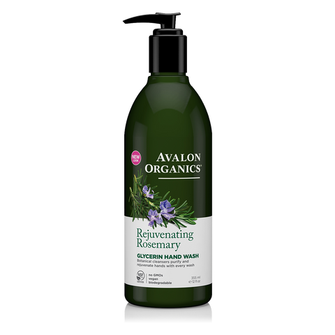 Avalon Rosemary Liquid Soap