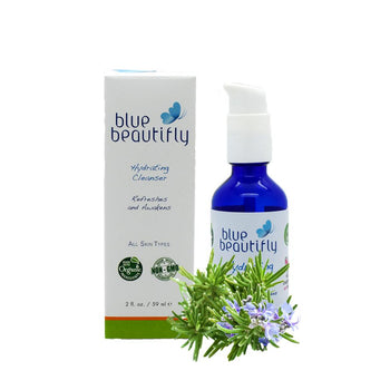 Blue Beautifly Hydrating Cleanser