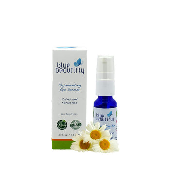 Blue Beautifly Rejuvenating Eye Serum