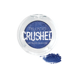 CRUSHED METALLIC EYE SHADOW - Camomile Beauty - Green Natural Cruelty-free Beauty Shop