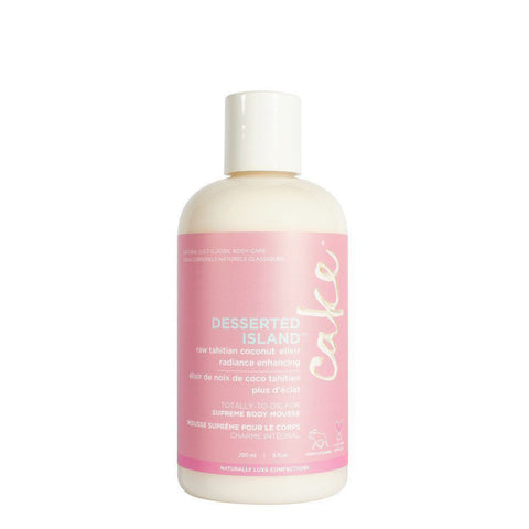 Desserted Island Supreme Body Mousse - Camomile Beauty - Green Natural Cruelty-free Beauty Shop