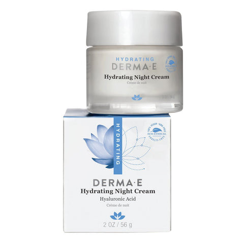 Derma E Hyaluronic Acid Intensive Hydrating Night Cream