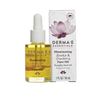 Derma E Illuminating Rosehip & Cranberry Face Oil