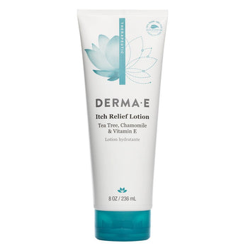 Derma E Itch Relief Lotion with Tea tree & Chamomile