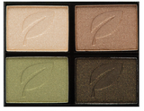 Eyeshadow Quads - Camomile Beauty - Green Natural Cruelty-free Beauty Shop