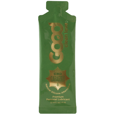 CaraGold Premium Lubricant - Camomile Beauty - Green Natural Cruelty-free Beauty Shop