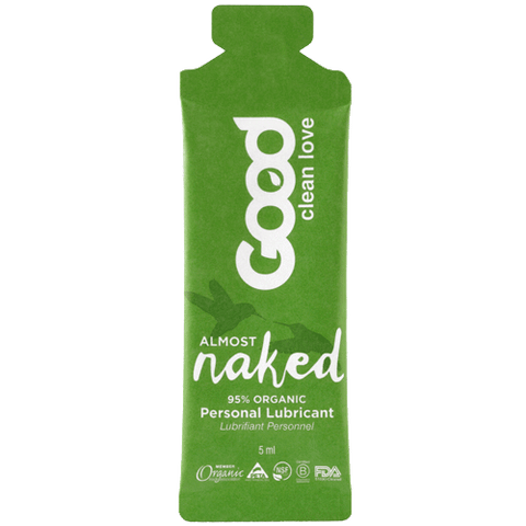 Almost Naked - Camomile Beauty - Green Natural Cruelty-free Beauty Shop