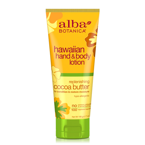 Alba Botanica Hawaiian Hand & Body Lotion