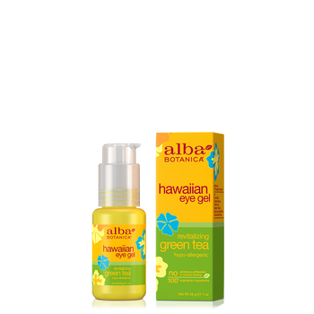 Alba Botanica Hawaiian Green Tea Eye Gel