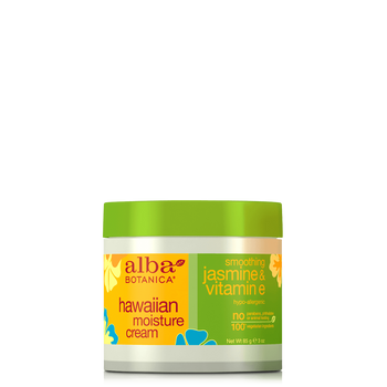 Alba Botanica Hawaiian Jasmine and Vitamin E Moisture Cream
