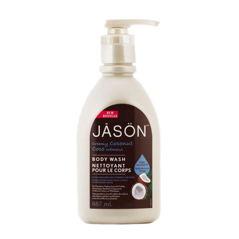 Jason Smoothing Coconut Body Wash