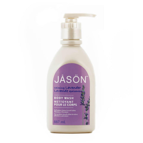 Calming Lavender Body Wash - Camomile Beauty - Green Natural Cruelty-free Beauty Shop
