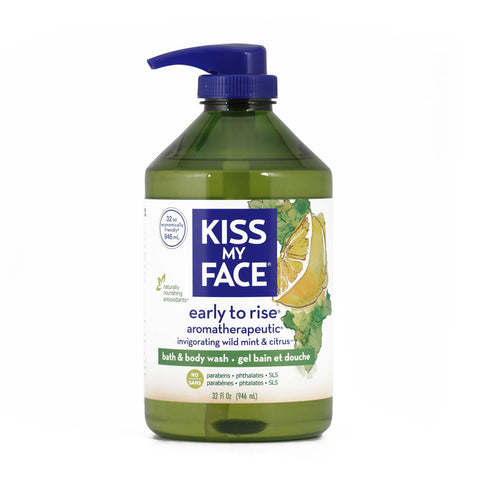 Early-to-Rise Shower Gel - Camomile Beauty - Green Natural Cruelty-free Beauty Shop