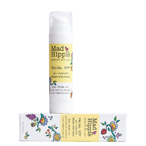 Facial SPF - Camomile Beauty