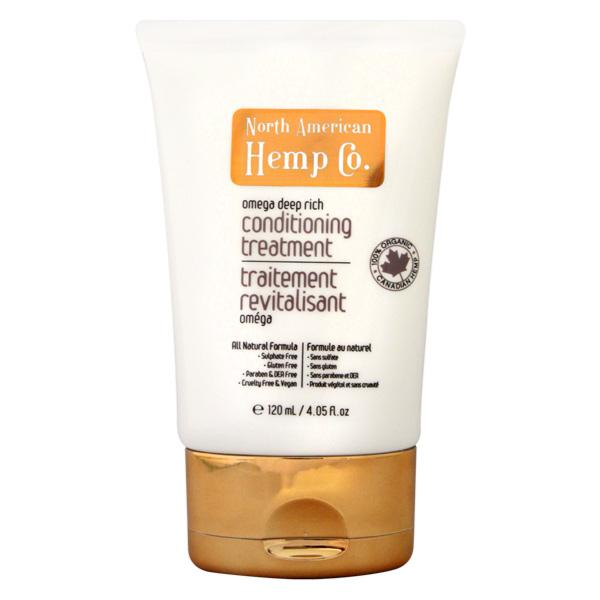 North American Hemp Omega Deep Rich Conditioner