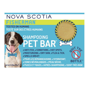 Nova Scotia Fisherman - Pet Soap Bar