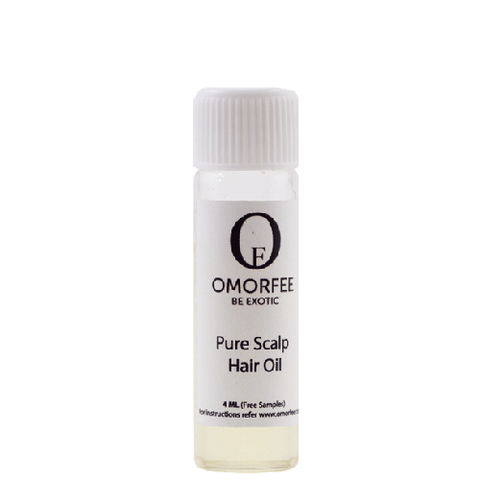 Pure Scalp Hair Oil - Camomile Beauty