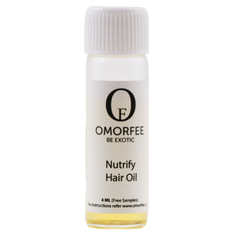 Nutrify Hair Oil - Camomile Beauty