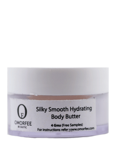 Silky Smooth Hydrating Body Butter - Camomile Beauty