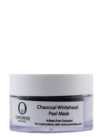 Charcoal Whitehead Peel Mask - Camomile Beauty - Green Natural Cruelty-free Beauty Shop